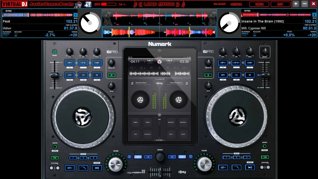 Virtual dj skins 2018 | VirtualDJ 2018  2019-02-14